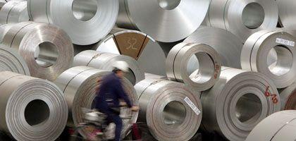 Harte Zeiten: Der stark exportabhängige Maschinenbau ächzt unter der Wirtschaftskrise