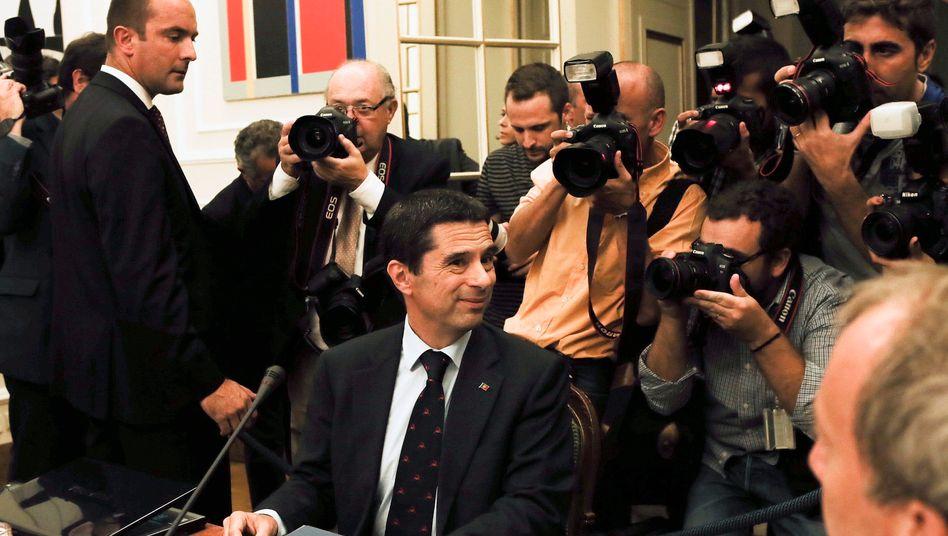 Portugals Finanzminister Vitor Gaspar: Höhere Steuern und Entlassungen