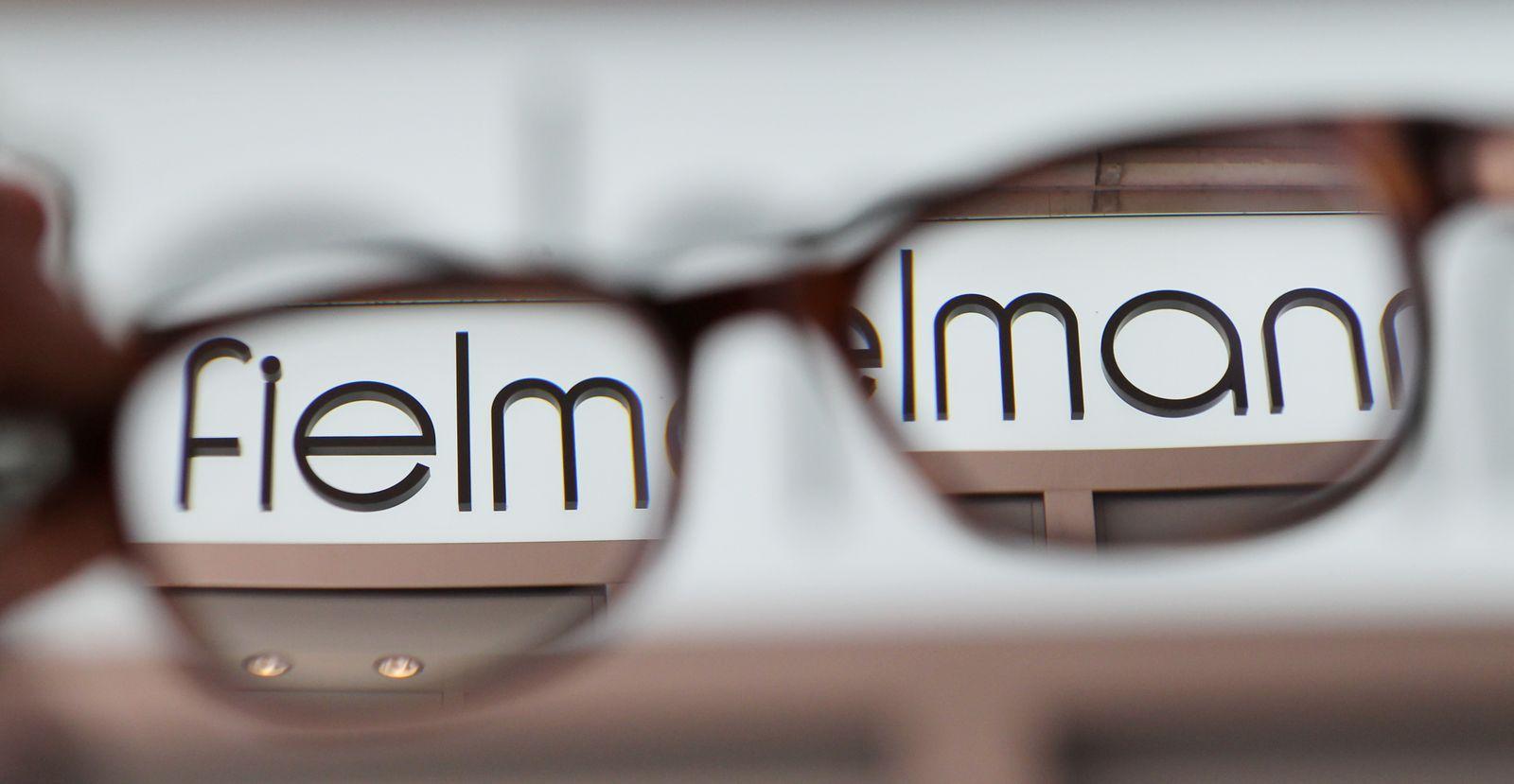 Brille / Fielmann