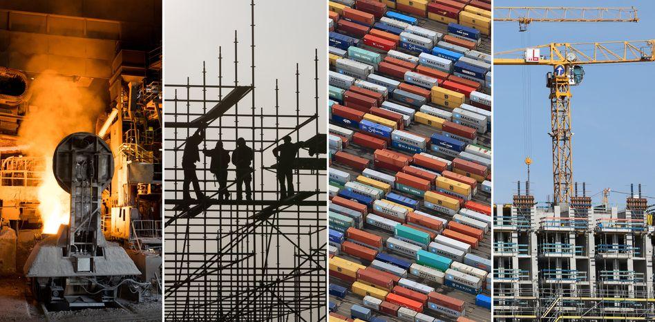 Der Arbeitsmarkt in Deutschland ist weiterhin robust