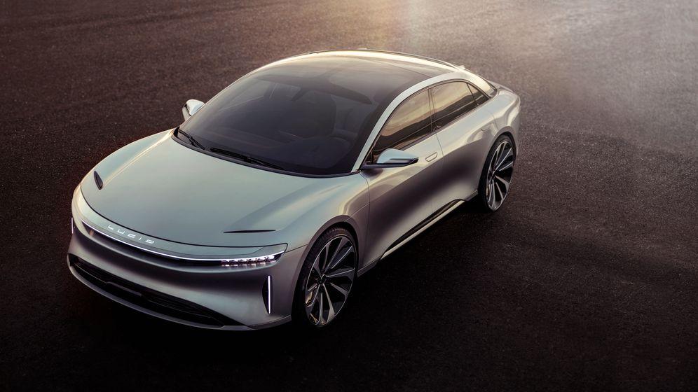 Luxus-Elektroautos made in China: So sehen die chinesischen Tesla-Fighter aus