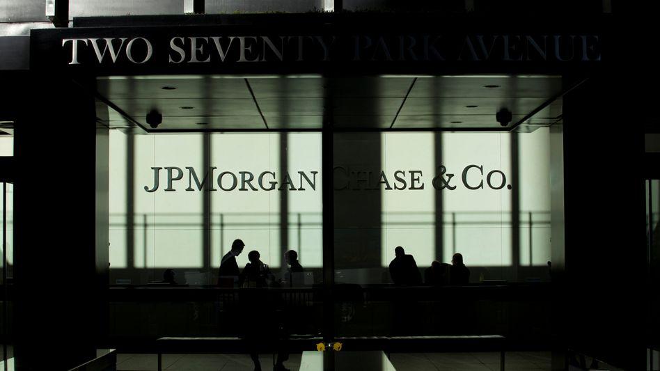 New Yorker Zentrale von JPMorgan Chase