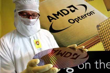 Chipentwickler AMD: Reduzierung der Schuldenlast hat allerhöchste Priorität