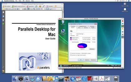 Läuft nicht nur auf dem PC: Auch auf dem Mac lässt sich Windows Vista einrichten, um ein bestimmtes Programm zu nutzen, das es nur für Windows gibt