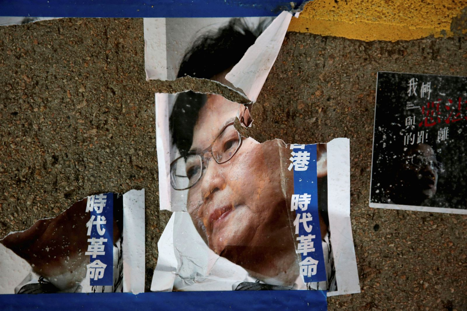 HONGKONG Carrie Lam