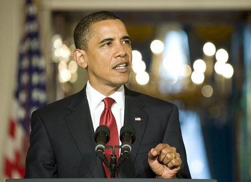 """US-Präsident Obama:""""Zu viele drücken sich vor der Steuer"""""""