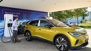 Jedes sechste Elektroauto kommt von deutschen Herstellern