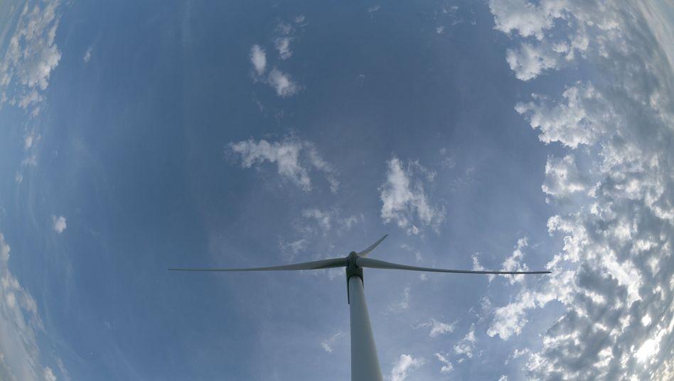 Windrad bei Pulheim: Onshore-Windkraftanlegen sollen profitieren