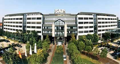 SAP: Lukrative Geschäfte mit den Militärs