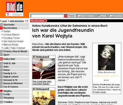 Ziel von Bildblog.de: Die Online-Version der Bildzeitung