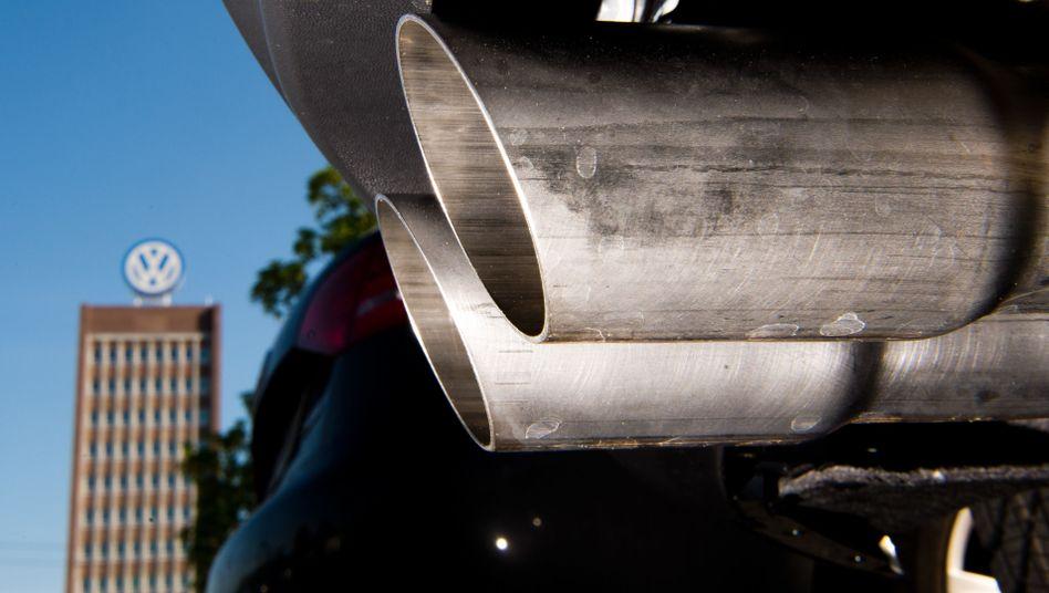 Volkswagen hat nach wie vor Ärger wegen des 2015 ans Tageslicht gekommenen Abgasskandals