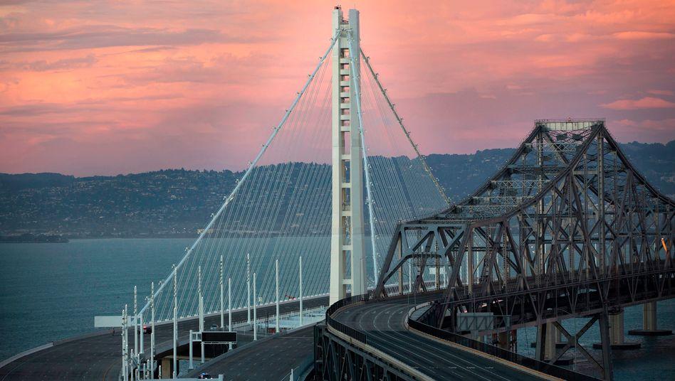 San Francisco in Kalifornien: Gewaltiger Absatzmarkt - mit rigiden Vorschriften
