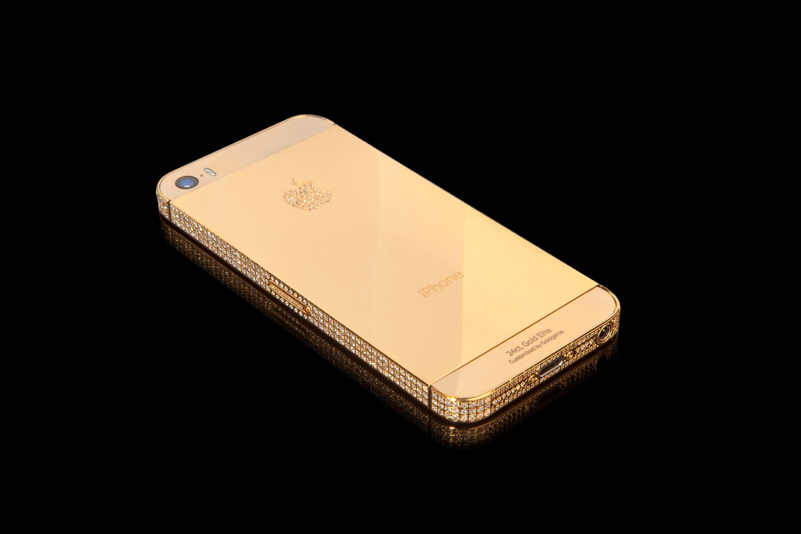 iPhone 5s / Gold
