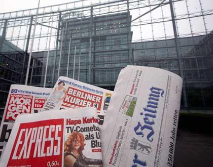 Rotstift angesetzt: DuMont will Kosten sparen
