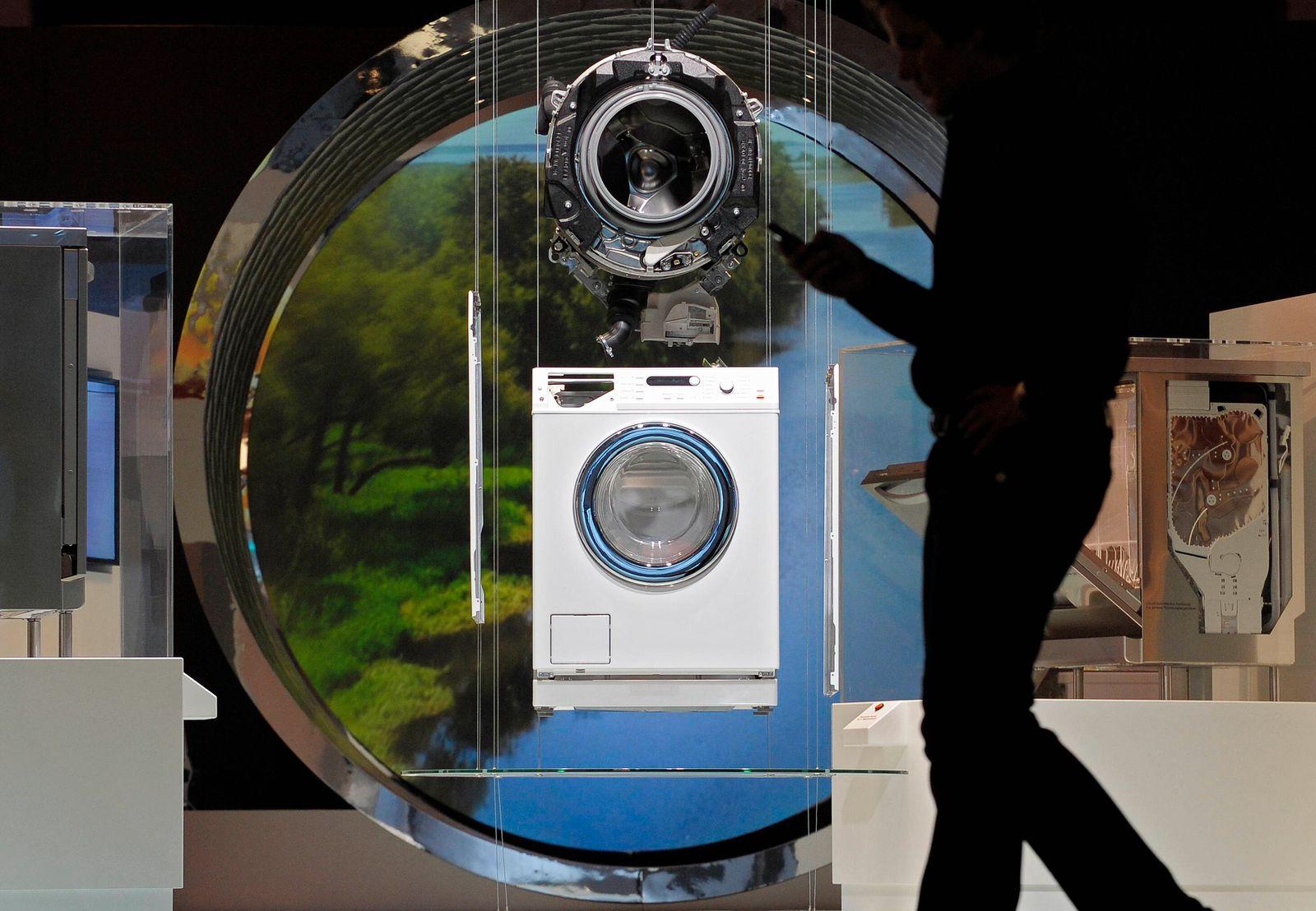 NICHT VERWENDEN Waschmaschine
