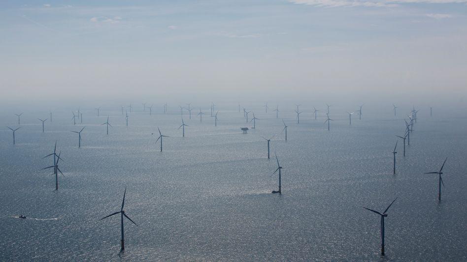 RWE-Offshorewindpark Nordsee Ost