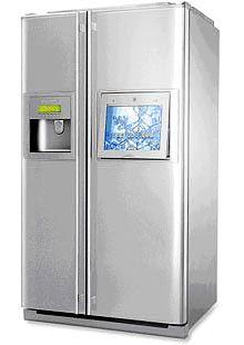 Fernsehen mit dem Internet-Kühlschrank: LG Electronics zeigt seinen neuesten Kühlautomat