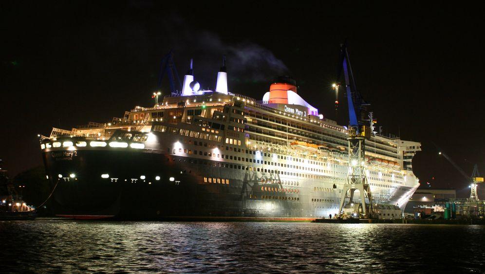 Kreuzfahrtschiffe: Giganten der Meere