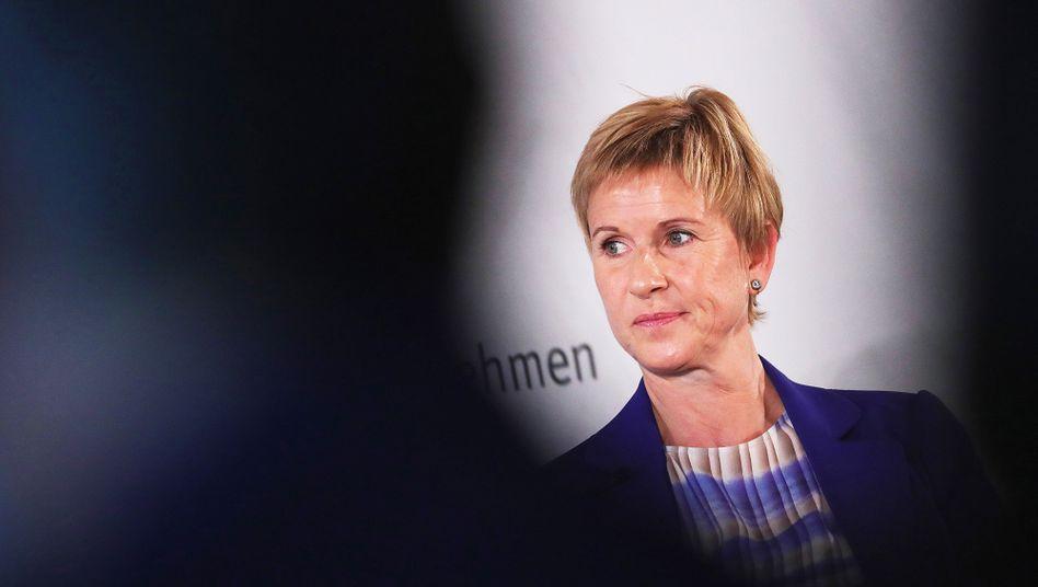 """""""So etwas wie eine Diplomarbeit"""": Susanne Klatten über die Bedeutung von SGL Carbon für sie"""