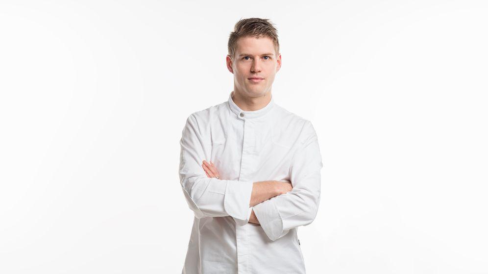 """Cornelius Speinle im """"The Fontenay"""": Der neue Koch und das neue Hamburger Luxushotel"""