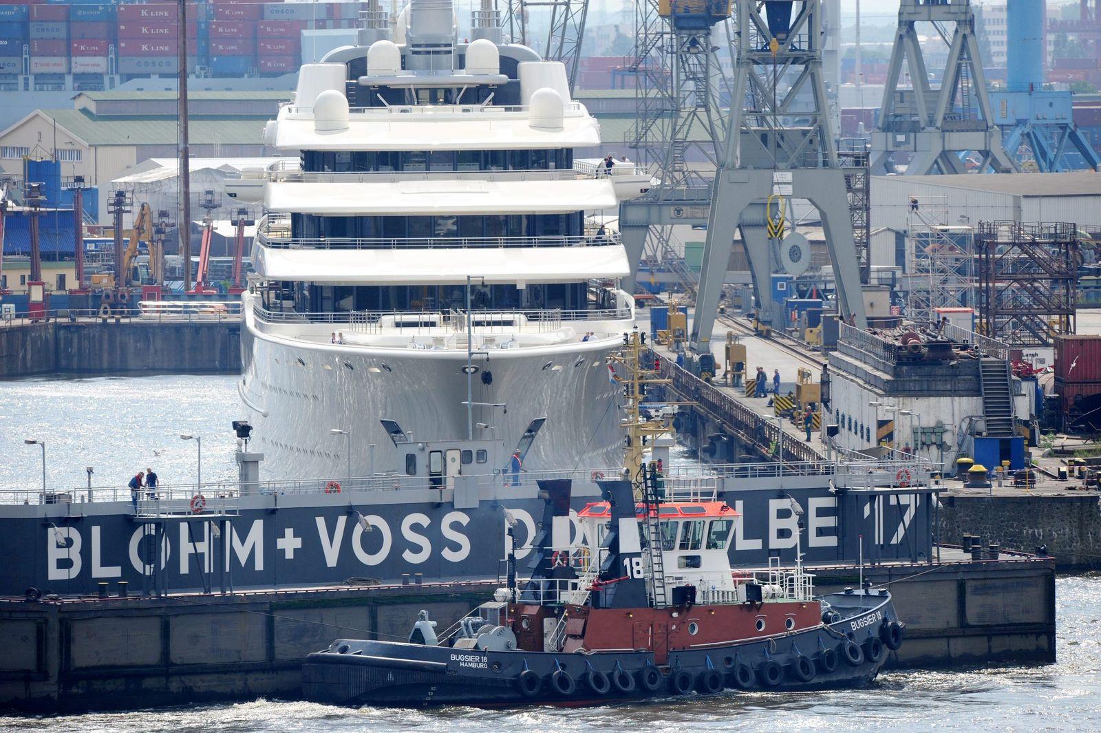 Verkauf von Blohm + Voss an Abu Dhabi Mar geplatzt