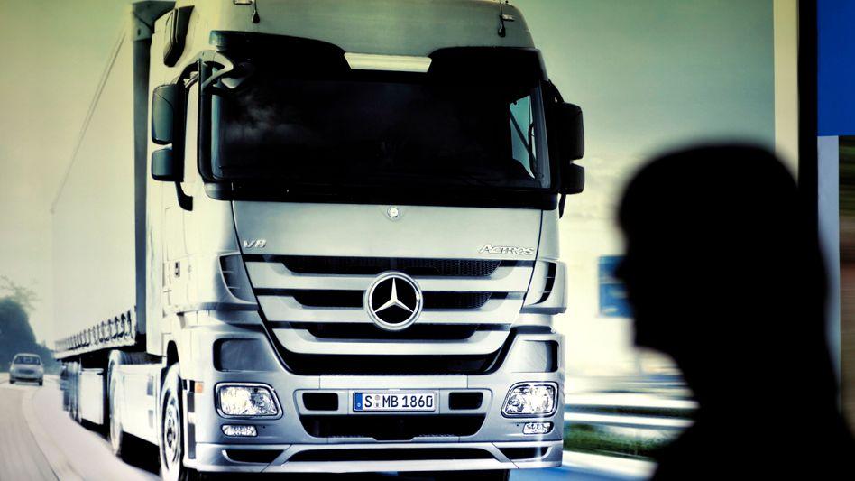 Wachstumsmarkt: Das Lkw-Geschäft expandiert weltweit - auch für Daimler