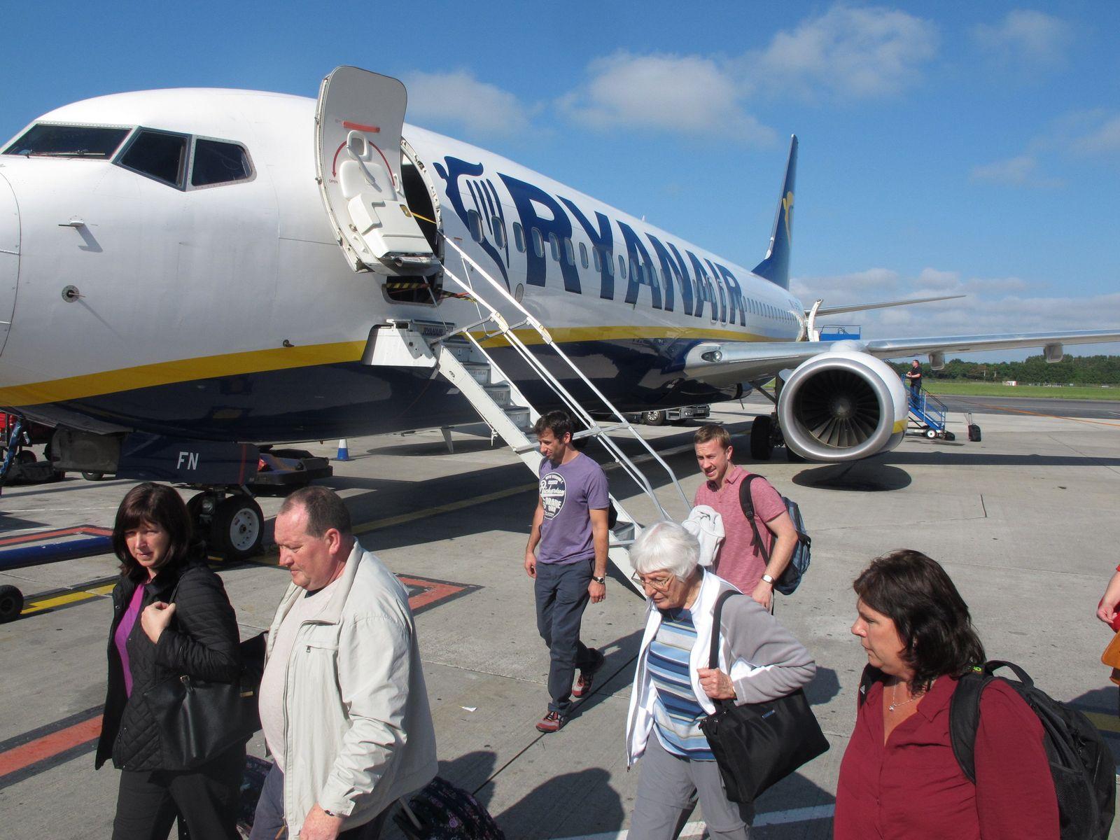 Ryanair Flughafen Dublin
