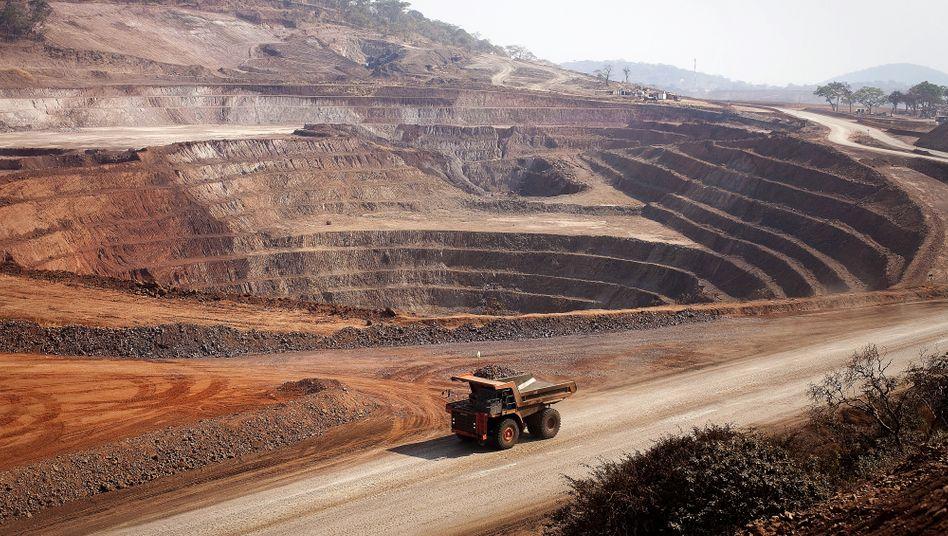 Glencore Kupfermine im Kongo: Ermittlungen wegen des Verdachts auf Bestechung