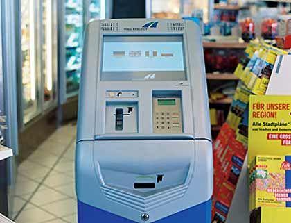 Mautterminal, made for Germany: Um einiges anstrengender zu bedienen als ein Geldautomat