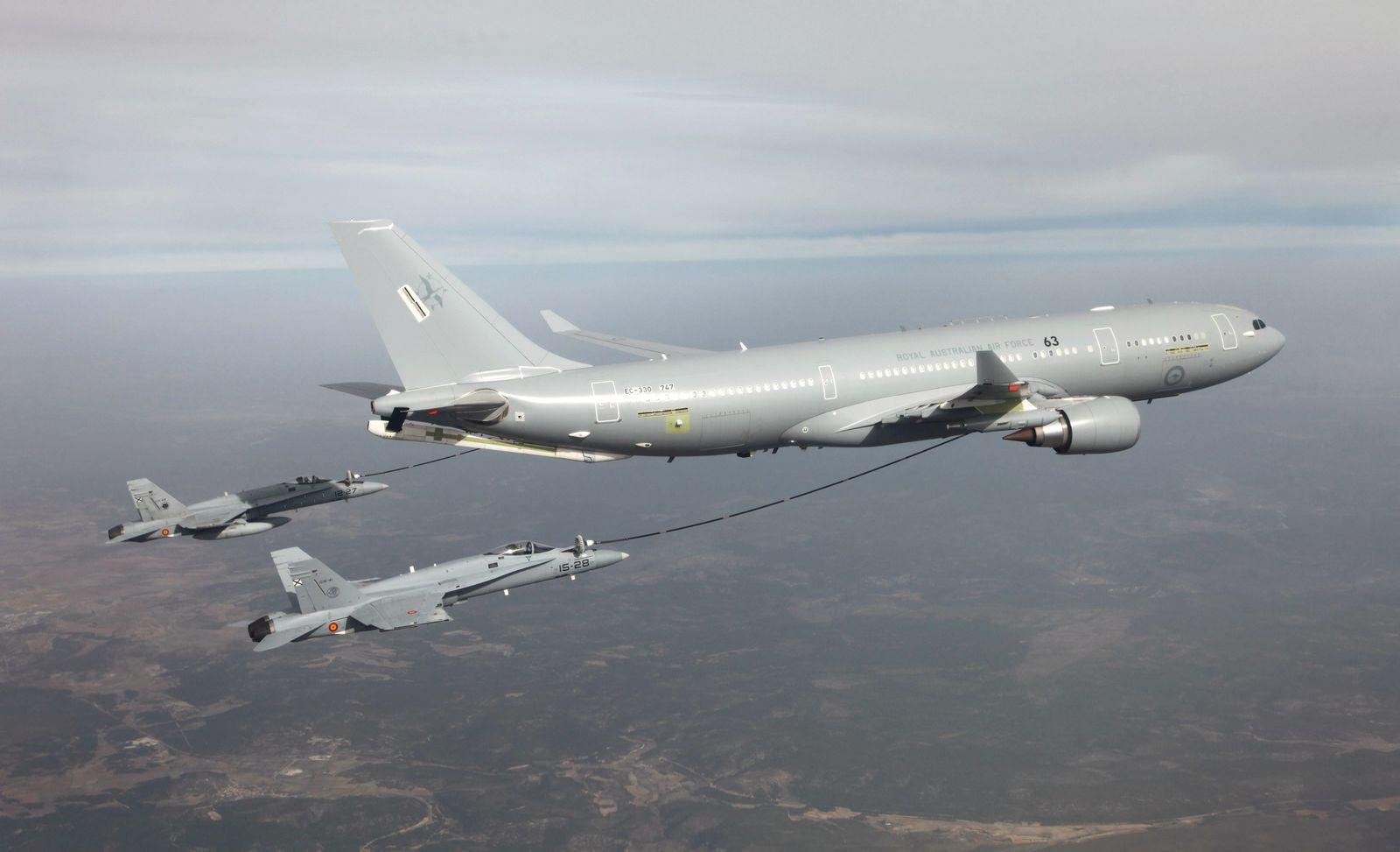 USA / Tanker / Tankflugzeug / Airbus A330 Multi Role / Variante des EADS KC-45