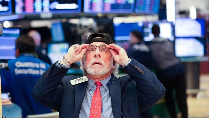 Gründe für den Kurssturz: Warum Anleger jetzt fliehen