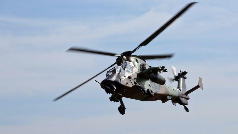 Airbus Helicopters Tiger: Lobby-Reisen für Bundestagsabgeordnete von der Rüstungsindustrie