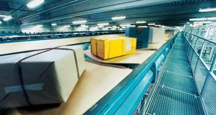 Paketzentrum des Deutsche-Post-Konzerns: Vorjahresgewinn leicht über den Erwartungen