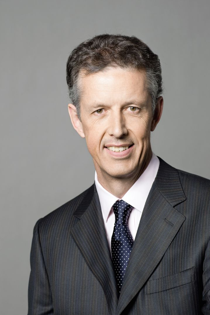 Plant seinen Ruhestand: Morphosys Chef Simon Moroney