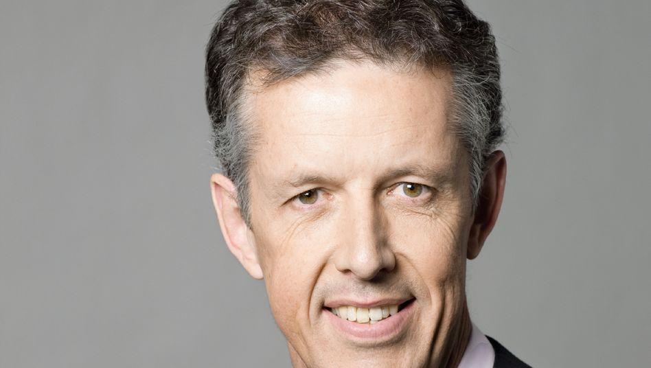 Erfolgreicher Dealmaker: Simon Moroney, Vorstandschef der Morphosys AG