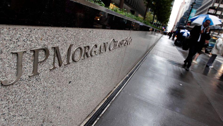 Neues Personal: JPMorgan holt Marianne Lake als neue Finanzchefin