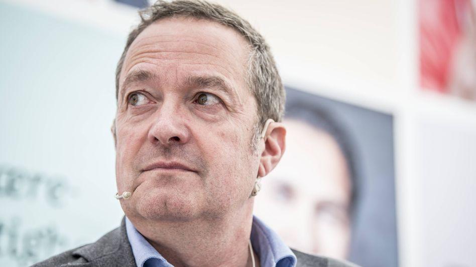 Chefwechsel: Chris Vogelzang tritt zurück, Carsten Egeriis übernimmt