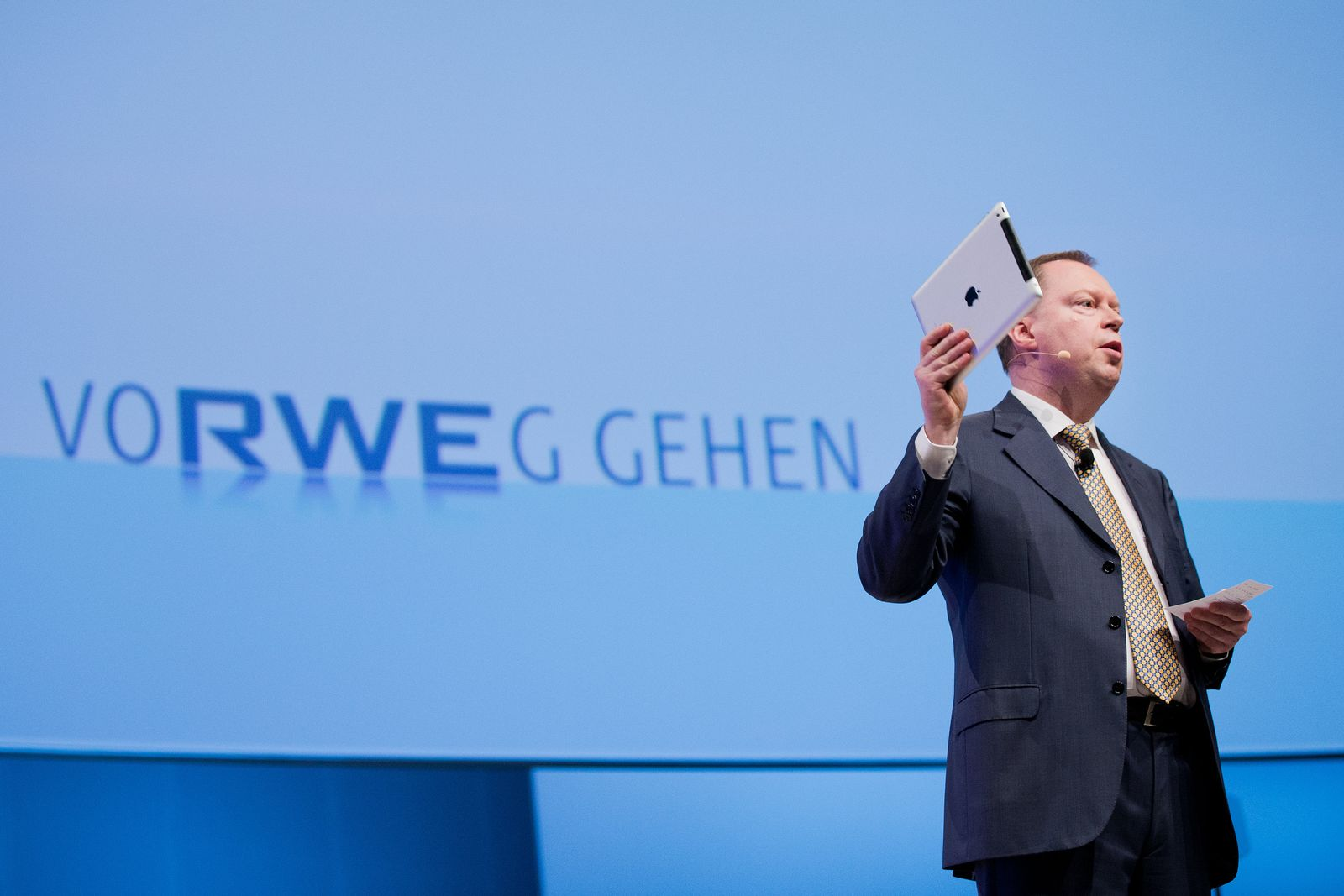 RWE Hauptversammlung