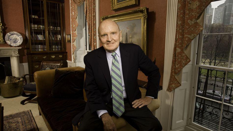 Jack Welch, geboren 1935, starb im Alter von 84 Jahren.