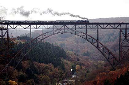 Stürmische Gründerjahre: 1835mit Verspätung in das Eisenbahnzeitalter gestartet, holte das Territorium des Deutschen Zollvereins wirtschaftlich schnell auf