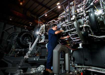 Motorproduktion bei GE: Es läuft alles andere als rund
