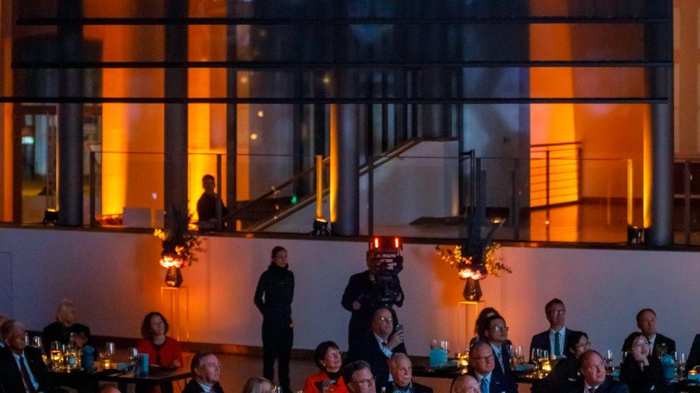 Bilder der Berufungsfeier: Hall of Fame der deutschen Forschung 2019