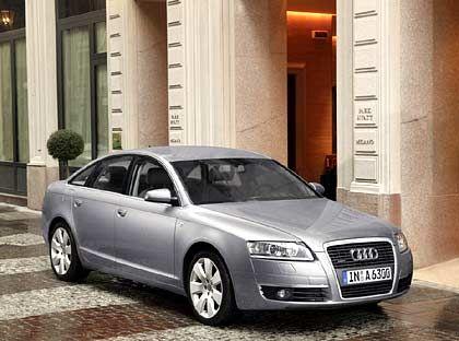 Die Reiselimousine: Audi A6