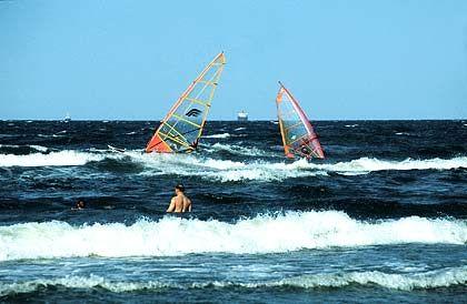 Aktivurlaub: Wer es gerne sportlich mag, hat auf Usedom jede Menge Möglichkeiten