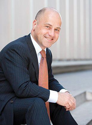Paukenschlag: Peter Figge wird im Juli Sprecher des Vorstands von Jung von Matt