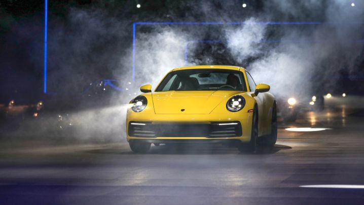 Ausfahrt: Der Porsche 911 Carrera S im Fahrtest