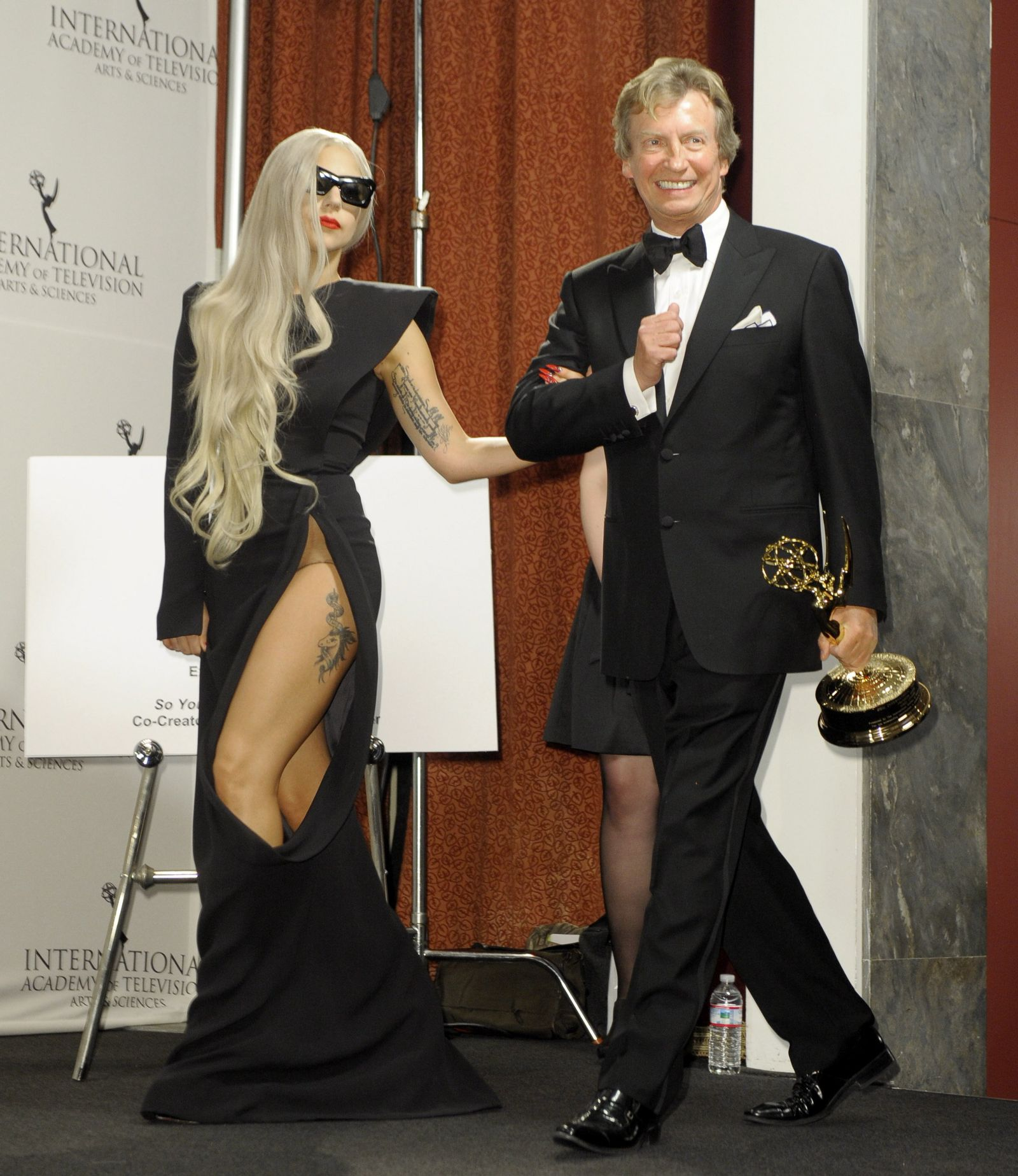 International Emmy Awards/ Gaga