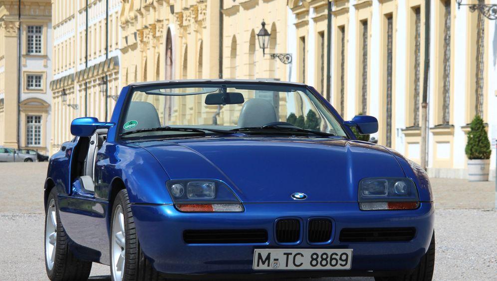 Der BMW Z1 wird 25: Cooler Plastikkeil mit Senktüren