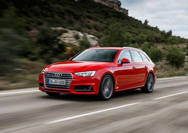 Audi A4: Die Neuauflage des Mittelklasse-Wagens sieht fast so aus wie der Vorgänger