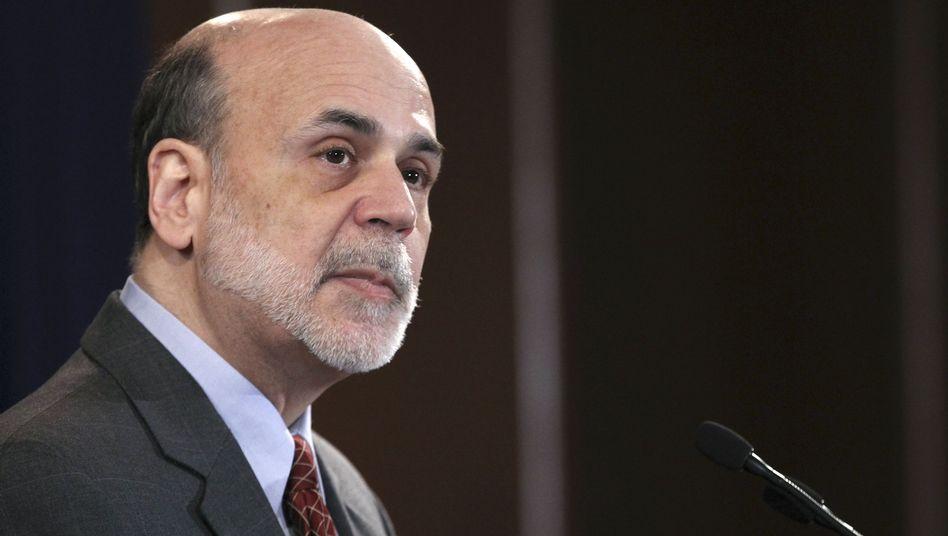 US-Notenbankchef Ben Bernanke: Ist nicht sicher, ob die Mittel seiner Zentralbank reichen, um die US-Wirtschaft kräftig anzutreiben